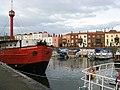 Bathurst basin marina and Bathurst Parade, Bristol - geograph.org.uk - 639321.jpg