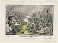 Battle of Buena Vista. Fought Feby. 23rd, 1847. In which the American Army under Gel. Taylor were completely victorious LCCN94505117.jpg