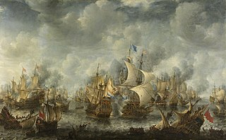 First Anglo-Dutch War conflict