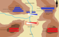 Battle of Sellasia initial positions.png