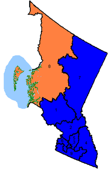 Canadian federal election results in the British Columbia Interior ...