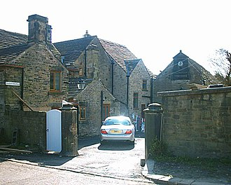 Beauchief and Greenhill - Beauchief Abbey House.