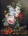 Beaux-Arts de Carcassonne - Vase de fleurs avec nid - Cornelis van Spaendonck - Joconde04400000302.jpg