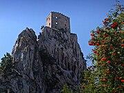 Beckov-castel 1