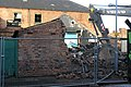 Beeston Lads Club - demolition begins - geograph.org.uk - 630756.jpg