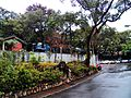 Beitou Armed Forces Hospital View from Zhongxin Street 20120211.JPG