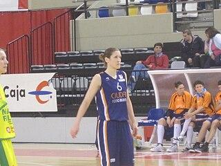 Belinda Snell basketball player