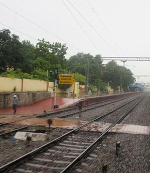 Bellampalle - Bellampally railway station