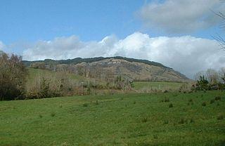 Belmore Mountain mountain in the United Kingdom