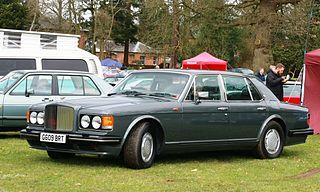 Mulsanne (Mk1) - Bentley