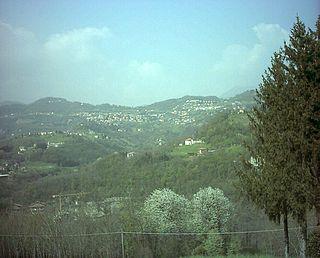 Berbenno Comune in Lombardy, Italy