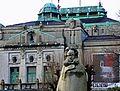 Bergen - Henrik Ibsen ved Den Nationale Scene.jpg