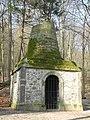 Bergpark Wilhelmshöhe - Grabmal des Vergil 2019-03-23.JPG