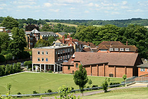Berkhamsted School - Kings Campus (formerly the Girls' School)