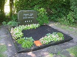 Graf op Landschaftsfriedhof Berlin-Gatow