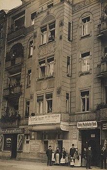 Cafe Berlin Tegeler See