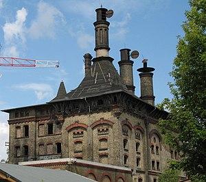 Pankow (locality) - Image: Berlin Pankow Maelzerei