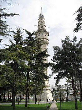 Beyazit Towers March 2008.JPG