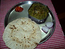 Maharashtrian cuisine wikipedia rural lunch and dinner menusedit forumfinder Images