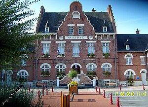 Biache-Saint-Vaast - The town hall of Biache-Saint-Vaast