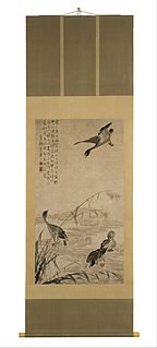 Geese in Chinese poetry