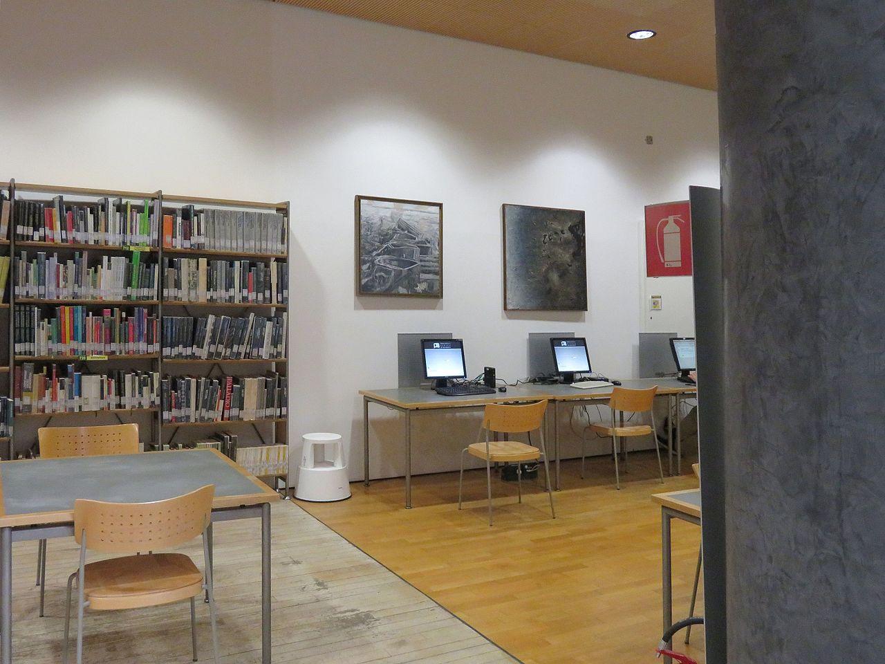 File biblioteca civica g tartarotti rovereto piano for Progettista del piano interrato