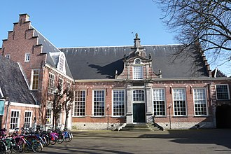 Stadsbibliotheek Haarlem - The Haarlem central library