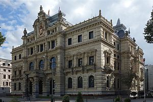 Bilbao Palace of the Biscay Foral Council 001
