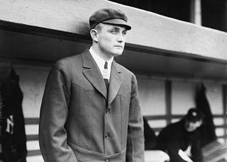 Billy Evans American baseball umpire