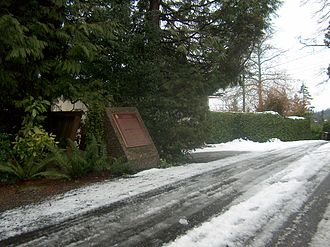 The Land Conservancy of British Columbia - In 2014, the Conservancy was prevented from selling the B.C. Binning House in Victoria in an effort to stave off bankruptcy