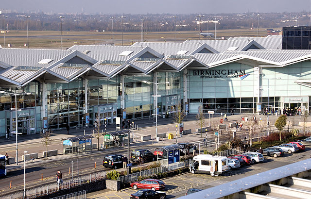 Airport officials say the runway extension could be in use by spring 2014.  Photo: Wikipedia