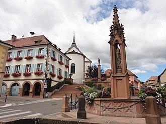 Bischoffsheim - Image: Bischoffsheim 06