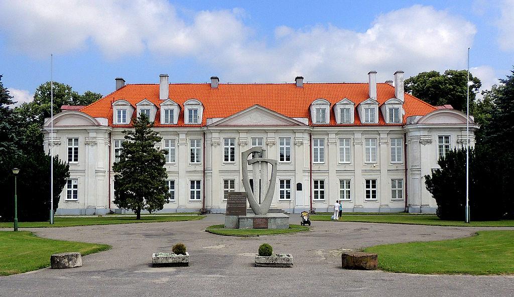 Pałac Biskupów Kujawskich w Wolborzu