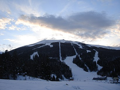 How to get to Bjelašnica with public transit - About the place