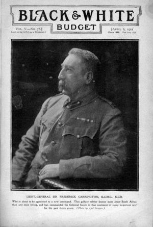 Frederick Carrington - Frederick Carrington
