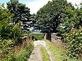 Blacker Green Lane railway bridge - geograph.org.uk - 496292.jpg