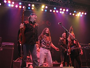 Blackfoot (band) - Image: Blackfoot (band)
