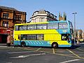 Blackpool Transport Line 11 bus, 17 April 2009.jpg