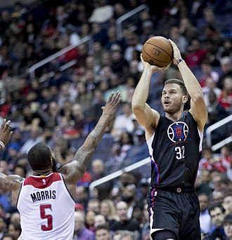 Blake Griffin - Griffin with the Clippers in 2016