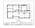 Blake House, 511 Grand Avenue, Port Washington, Ozaukee County, WI HABS WIS,45-POWASH,1- (sheet 1 of 5).png