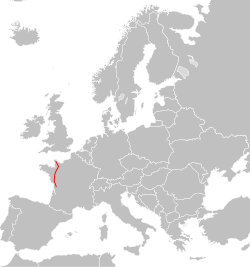 Blank map of Europe cropped - E3.svg