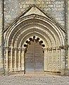 Blanzac 16 Église Portail 2013.jpg