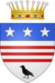 Blason Famille fr de-Gaston de Pollier.png