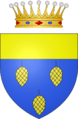 Blason Famille fr de-Lastic-de-Saint-Jal M.png