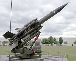 Bloodhound (missile) Surface-to-air missile system