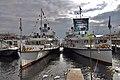 Boats at Burkliplatz, Zurich, Switzerland (Ank kumar) 02.jpg