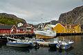 Boats in Nusfjord, Lofoten, Norway, 2015 September.jpg