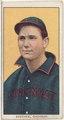 Bob Bescher, Cincinnati Reds, baseball card portrait LCCN2008676404.tif