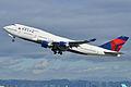 Boeing 747-451 'N663US' Delta (14014517478).jpg