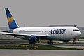 Boeing 767-330 ER Condor D-ABUB (11118064273).jpg